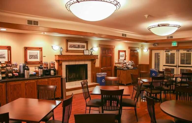 Best Western Sonoma Valley Inn & Krug Event Center - Restaurant - 113
