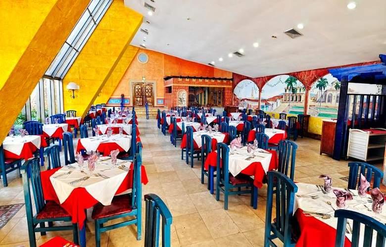 Complejo Cactus-Tuxpan - Restaurant - 16
