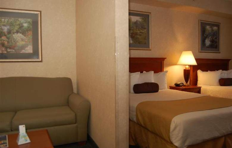 Best Western Plus East Towne Suites - Room - 35