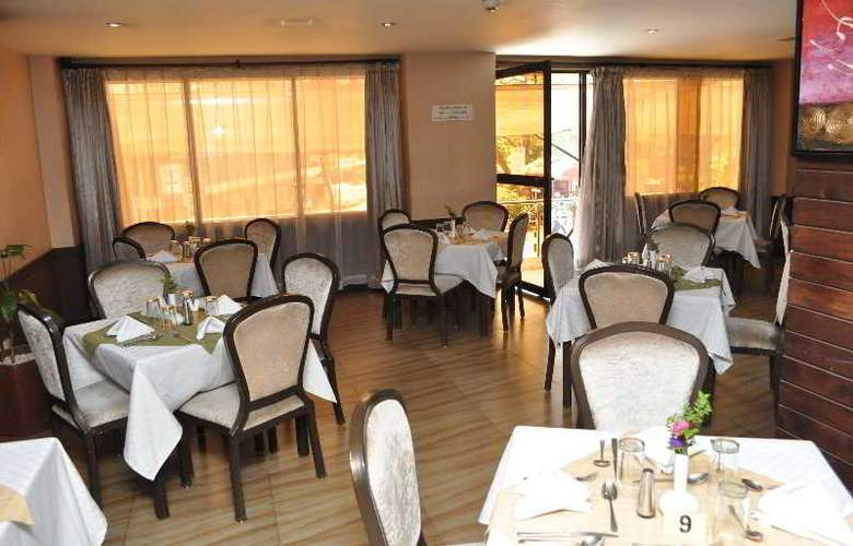 The Clarion Nairobi - Restaurant - 2