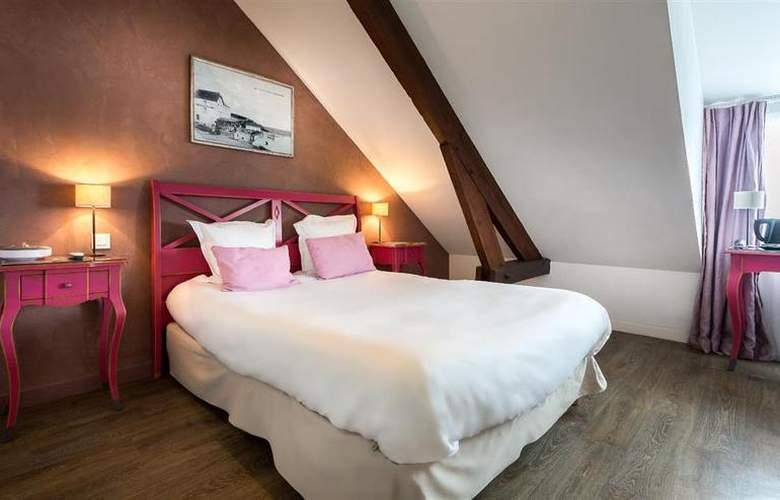 Best Western Hotel de la Plage - Room - 34