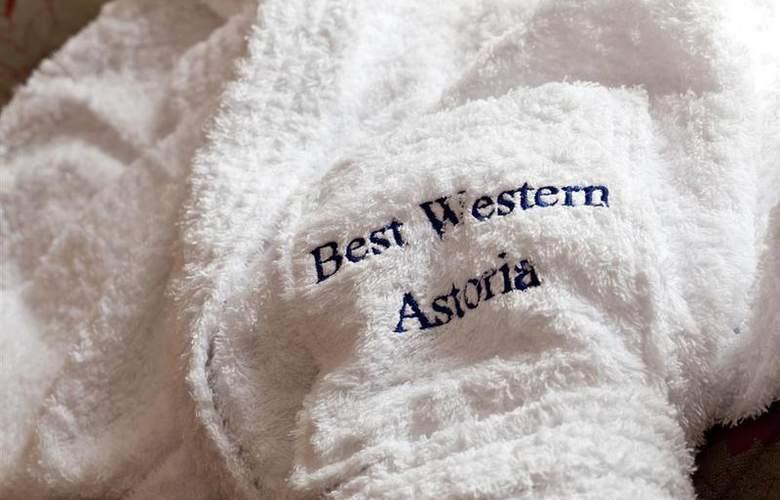 Best Western Astoria - Room - 2