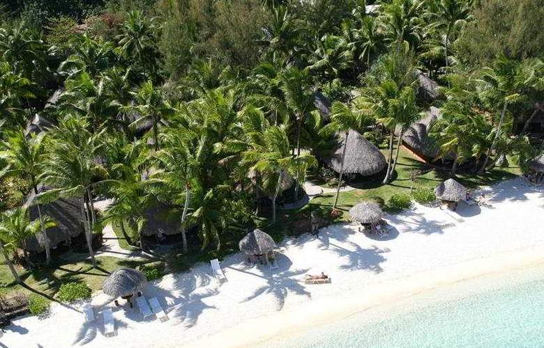 Sofitel Bora Bora Marara Beach Resort - Beach - 8