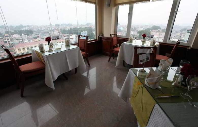 Flower Hotel - Restaurant - 5
