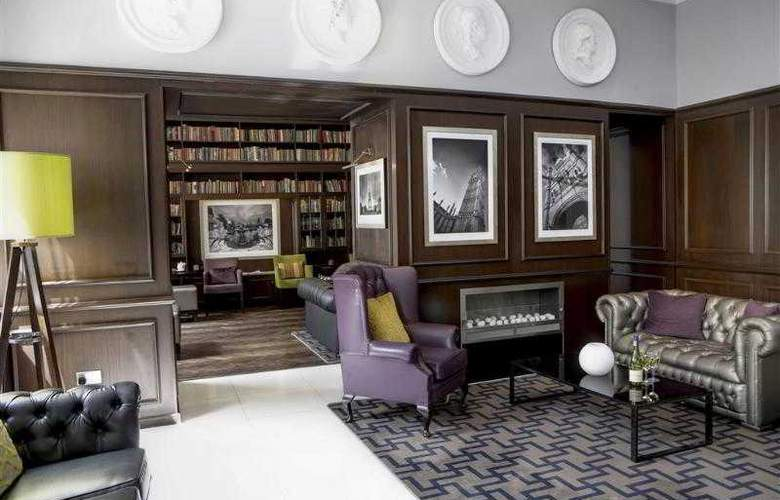 Best Western Mornington Hotel London Hyde Park - Hotel - 38
