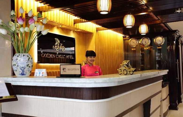 Golden Cyclo Hotel - General - 0
