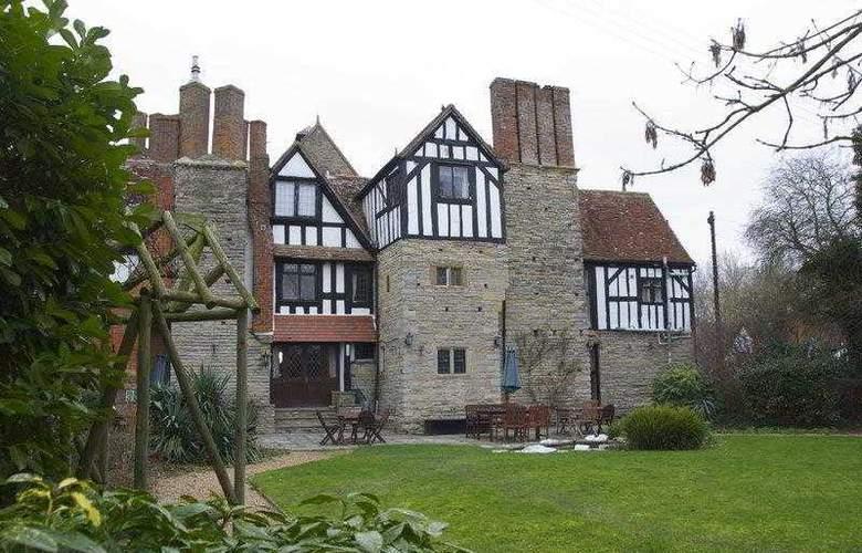 Best Western Salford Hall - Hotel - 17