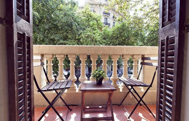 Aspasios 42 Rambla Catalunya Suites - Terrace - 1