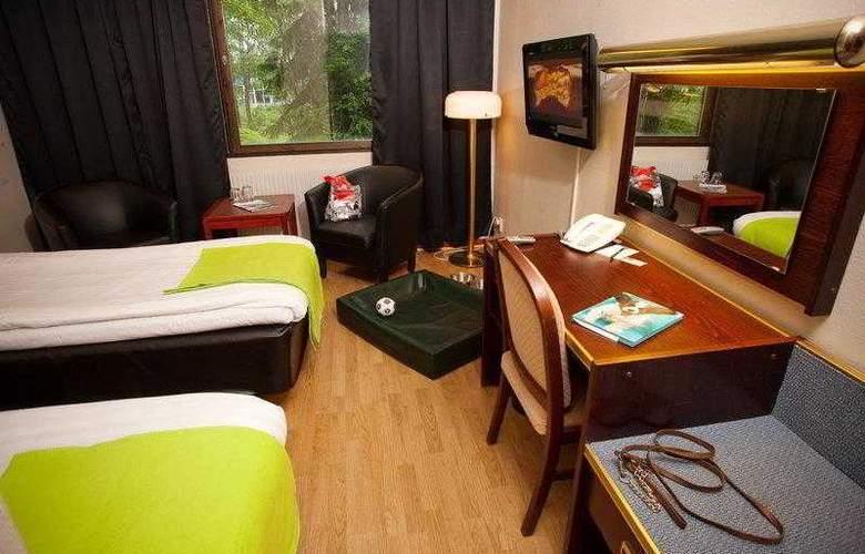 BEST WESTERN Hotell SoderH - Hotel - 9
