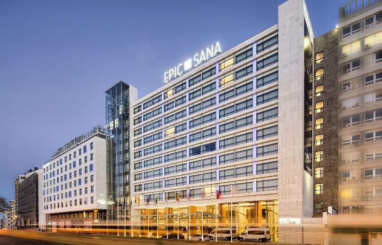 EPIC SANA LISBOA - Hotel - 3