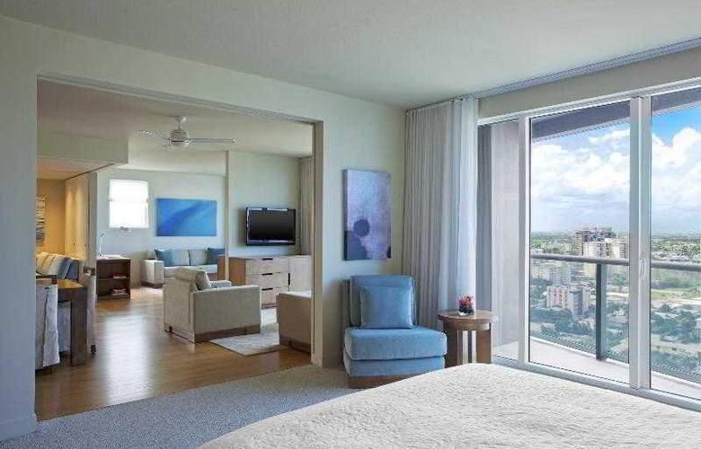 W Fort Lauderdale - Room - 28