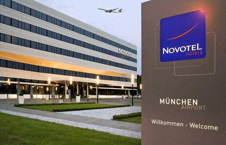 Novotel Muenchen Airport - Hotel - 0