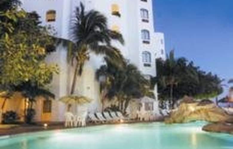 Ramada Resort Mazatlan (antes los Sabalos) - Pool - 6