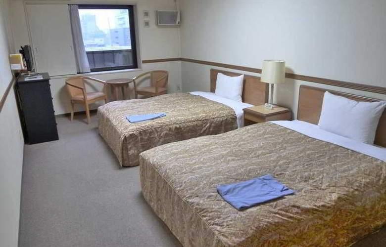 Toyoko Inn Sapporo Susukino Minami - Room - 3