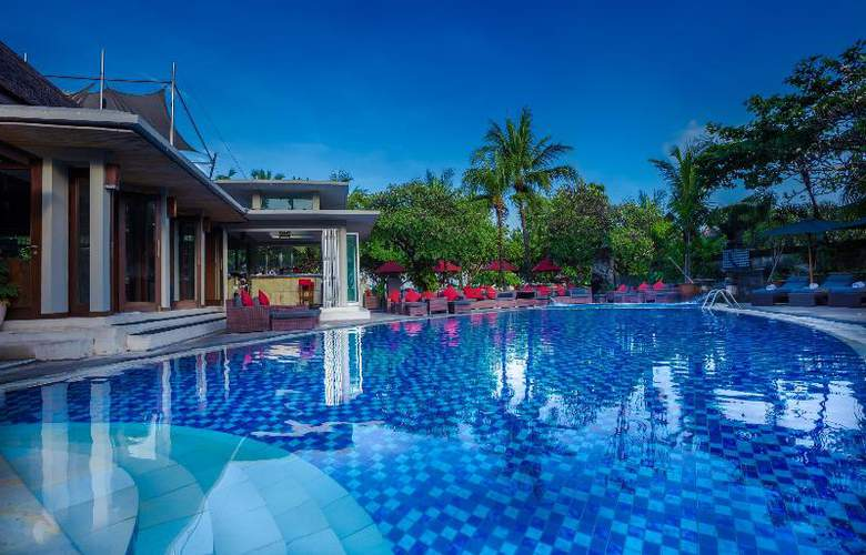 Kuta Seaview Boutique Resort & Spa - Pool - 10
