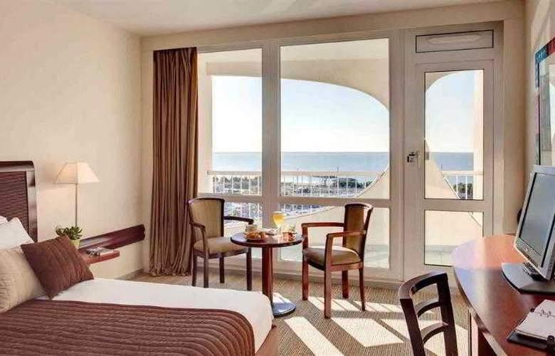 Mercure La Grande Motte Port - Hotel - 23