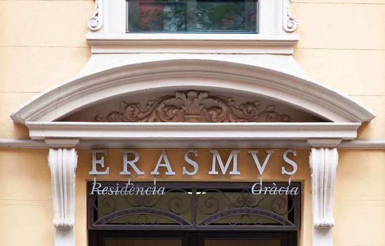 Residencia Erasmus Gracia - Hotel - 3