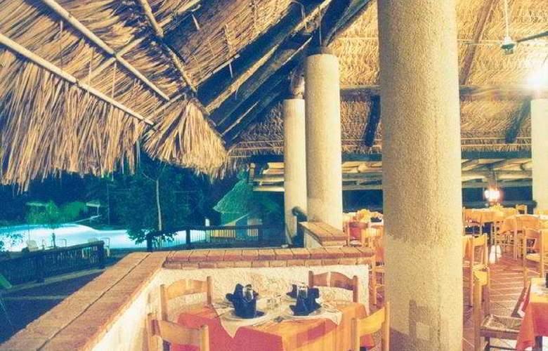 Ciudad Real Palenque - Restaurant - 6