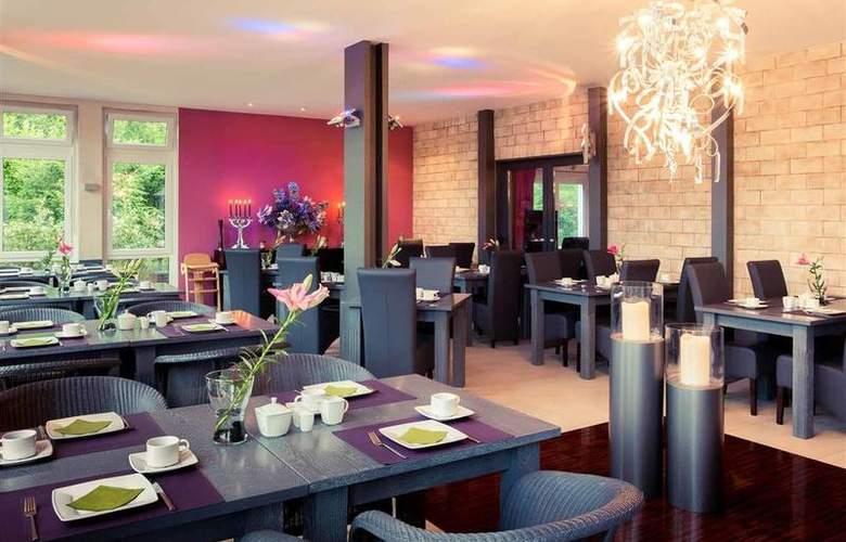 Mercure Hotel am Centro Oberhausen - Restaurant - 40