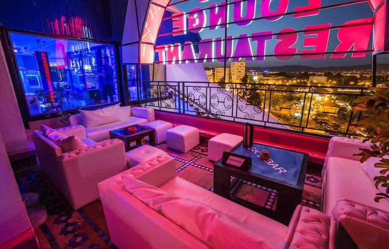 Menzeh Zalagh 2Boutique Hôtel & Sky - Bar - 3