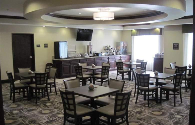 Best Western Plus Chalmette Hotel - Restaurant - 64
