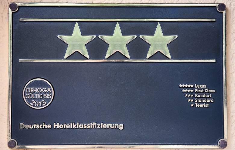 Atrium Charlottenburg - Hotel - 4