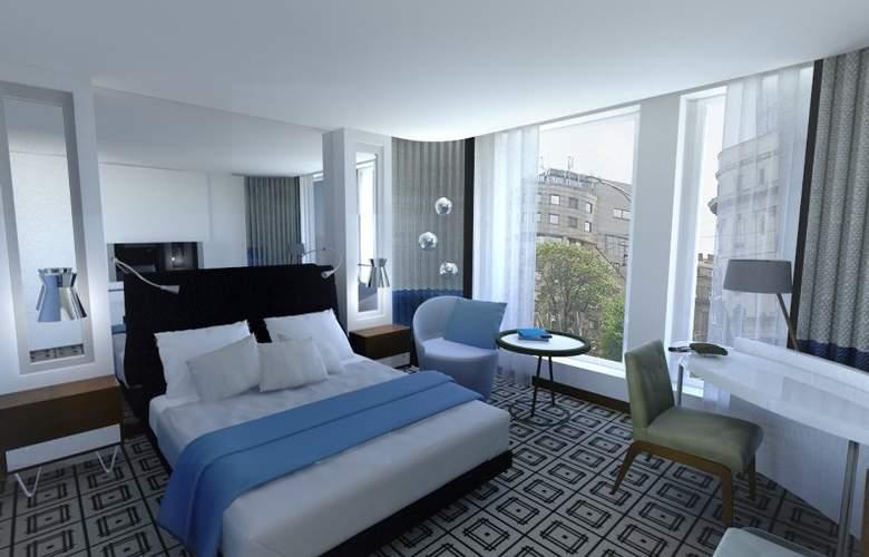 Metropol Palace - Room - 7