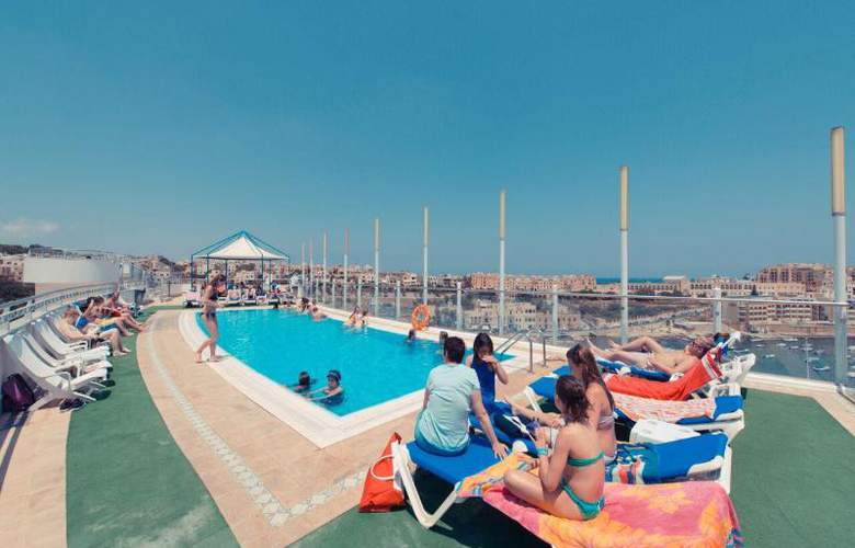 be.Hotel - Pool - 20
