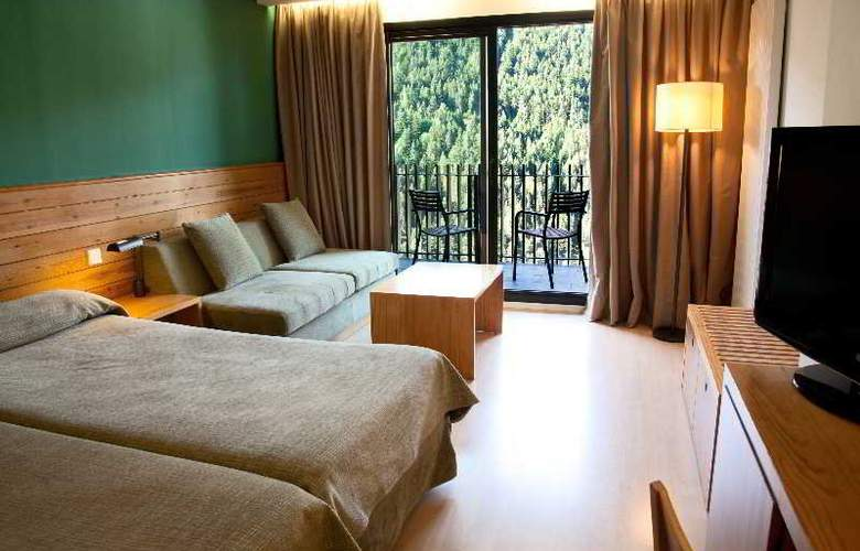 Park Piolets Mountain Hotel & SPA - Room - 15