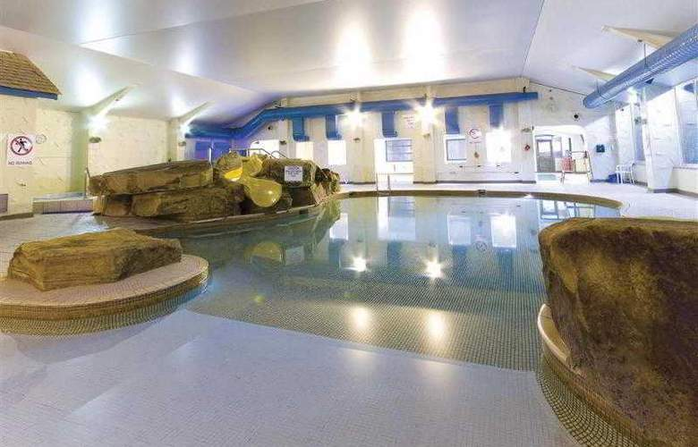 Best Western Park Hall - Hotel - 153