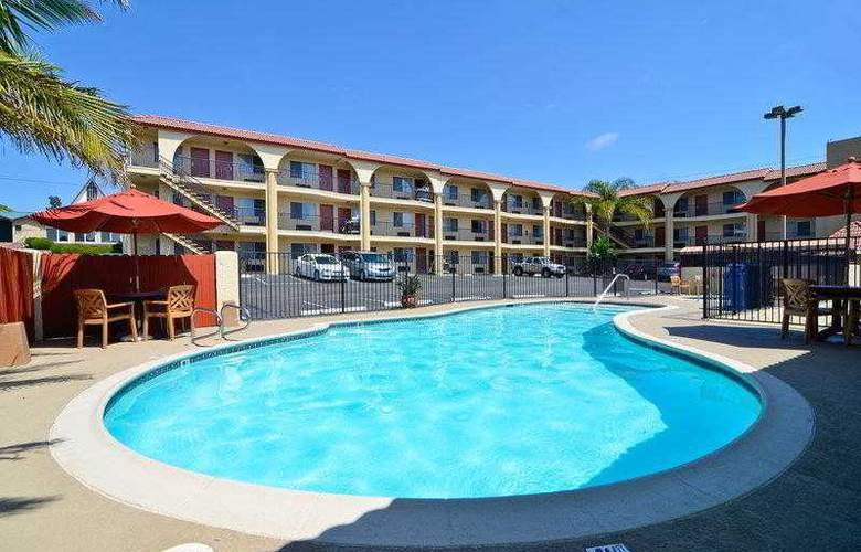 Best Western Mission Bay - Hotel - 43