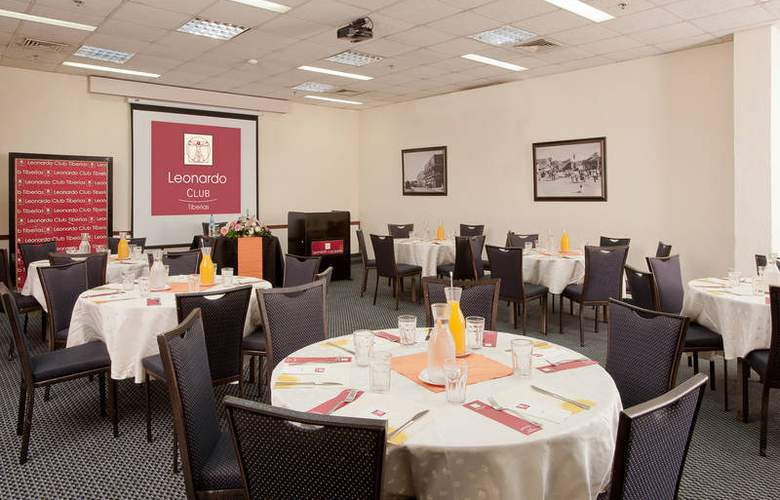 Leonardo Club Tiberias - Restaurant - 6