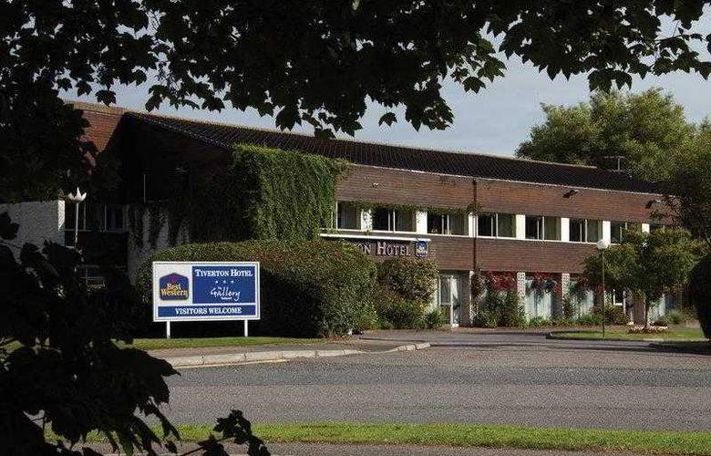 Best Western Tiverton - Hotel - 38