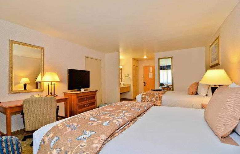Best Western Plus High Sierra Hotel - Hotel - 43