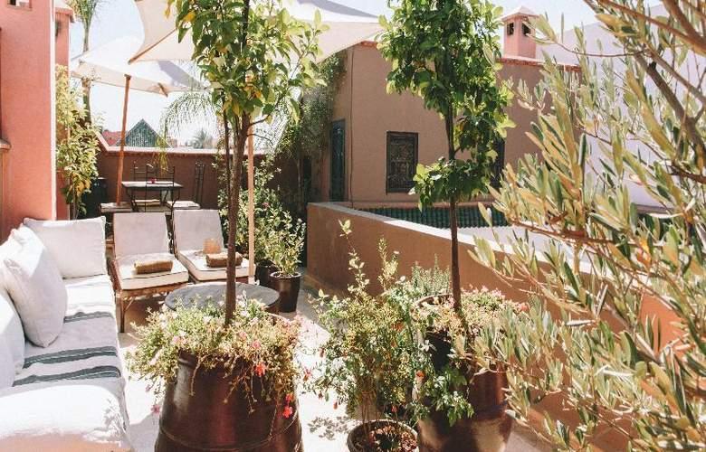 Riad Dar Zaman - Terrace - 32