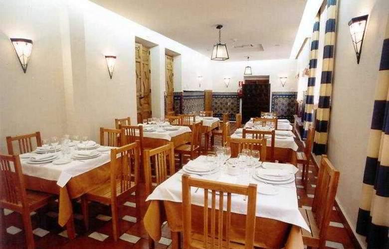 Casa de la Torrecilla - Restaurant - 5