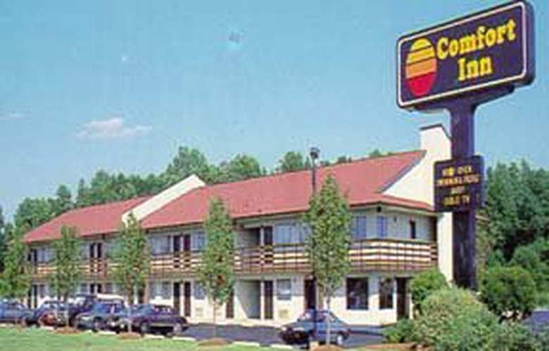Comfort Inn North - Hotel - 0