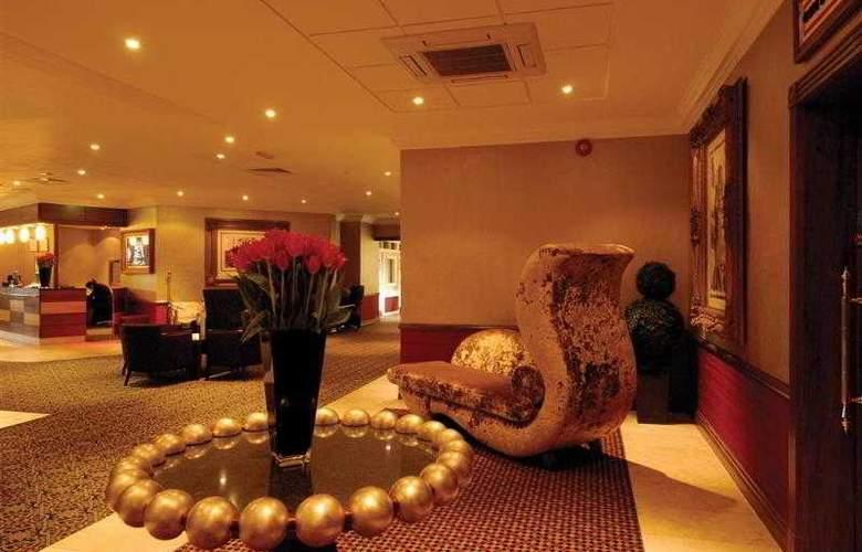 Best Western Premier Leyland - Hotel - 97