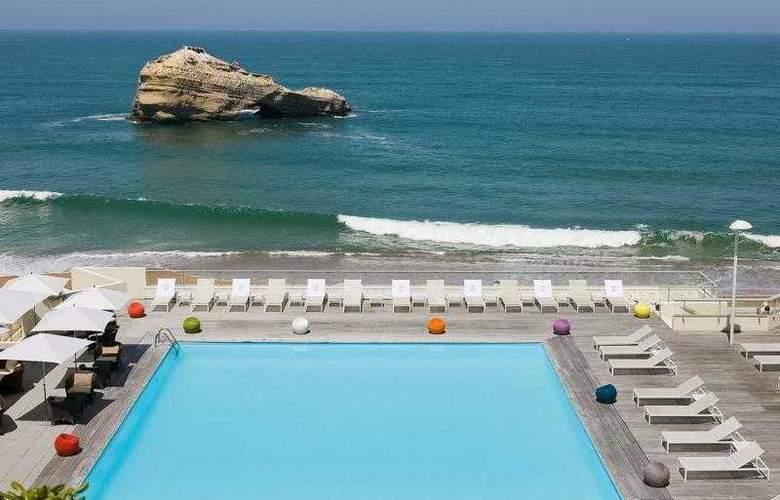 Sofitel Biarritz le Miramar Thalassa Sea & Spa - Hotel - 11