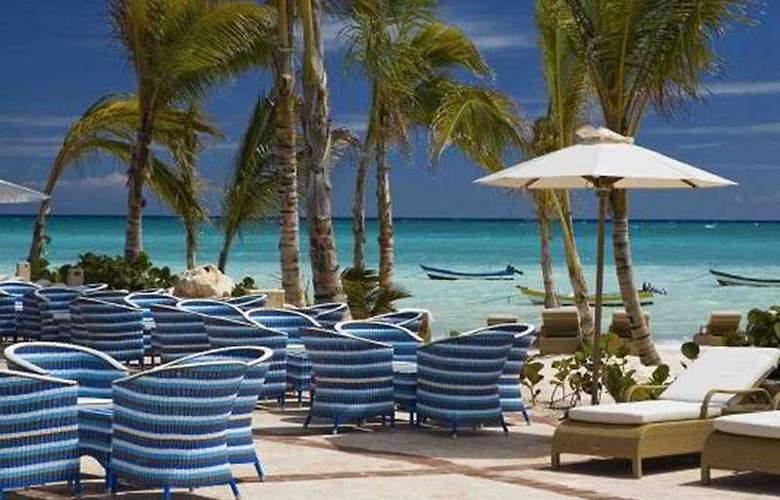 Sanctuary Cap Cana by Playa Hotels & Resorts - Terrace - 10