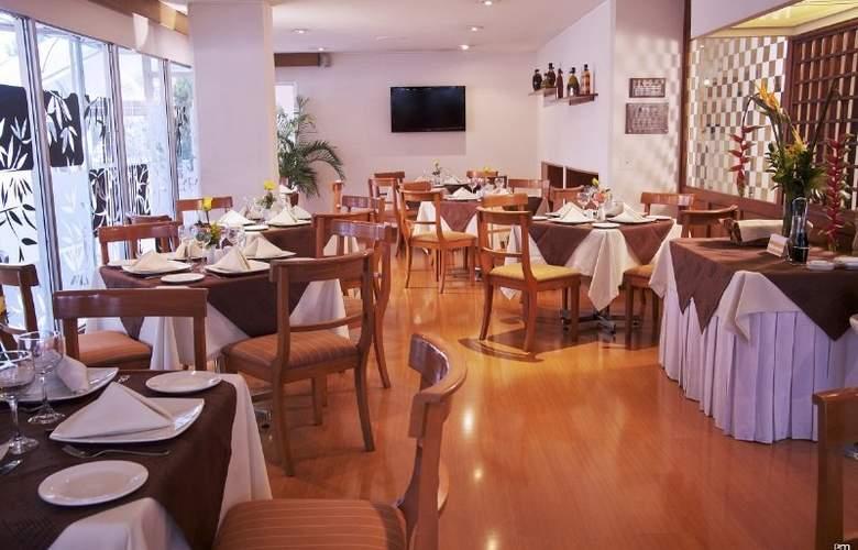 GHL Hotel Comfort El Belvedere - Restaurant - 4