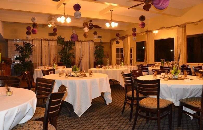 Best Western Hill House - Restaurant - 62