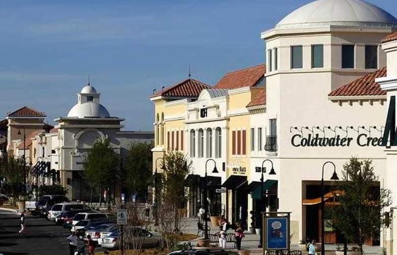 Courtyard Jacksonville Butler Boulevard - Hotel - 4