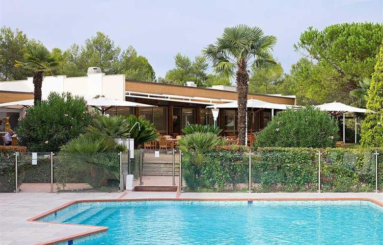 Novotel Sophia Antipolis - Hotel - 32