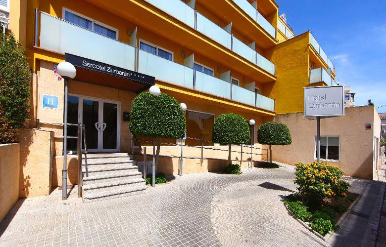 Sercotel Zurbarán - Hotel - 0