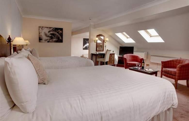 Best Western Bentley Leisure Club Hotel & Spa - Room - 96