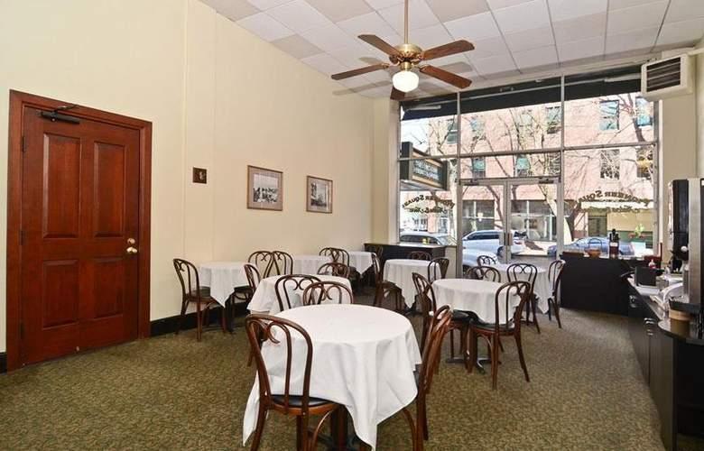 Best  Western Plus Pioneer Square - Restaurant - 44