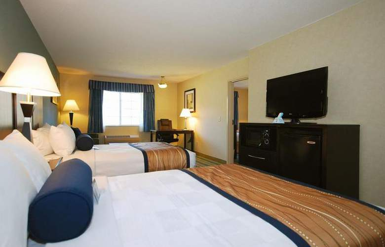 Berkshire Hills Inn & Suites - Room - 76