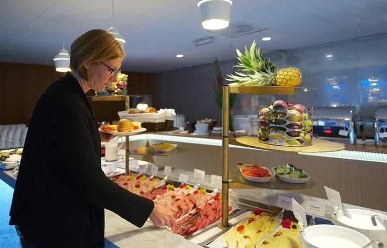 Best Western Plus Sthlm Bromma - Restaurant - 63