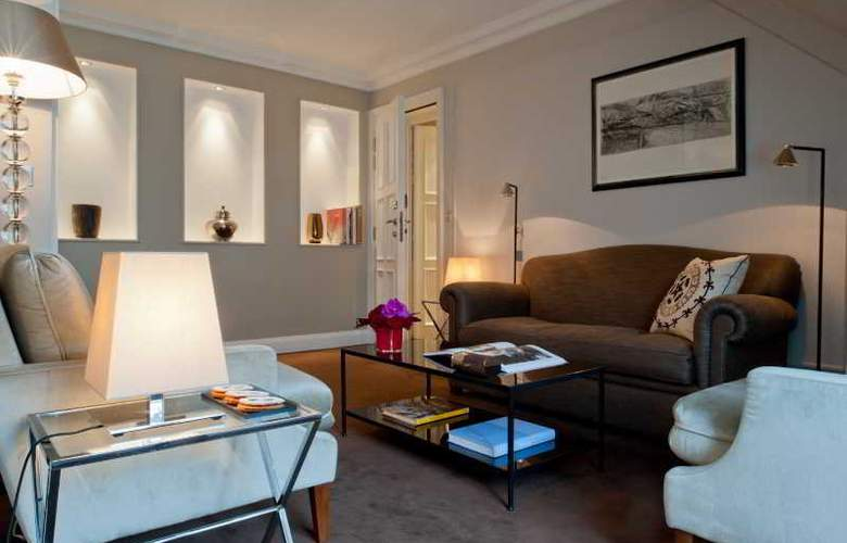 Le Burgundy Paris - Room - 15